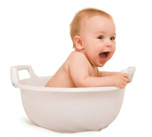 baignoire bébé