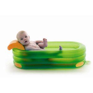 baignoire b b gonflable l 39 aire de jeu aquatique id ale. Black Bedroom Furniture Sets. Home Design Ideas